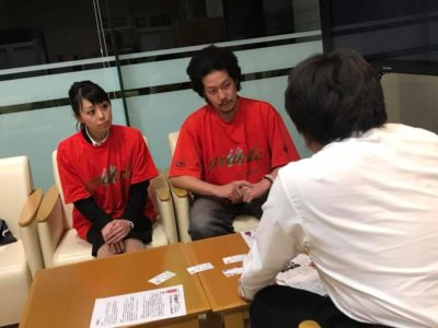 富山新聞社にて取材対応を行いました。