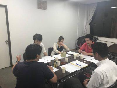 内灘まるごとフェスタ役員会に参加しました(^^)