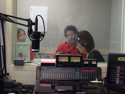 ラジオ、テレビにて告知させていただきました(^^)
