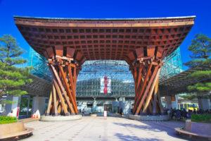 金沢駅周辺おもてなしキャンペーン @ 金沢駅東広場(鼓門下) | 金沢市 | 石川県 | 日本