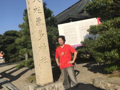 白山比咩神社と気多大社へ参拝してきました。(^^)