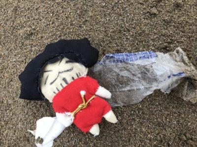 10月29日(日)定例海岸清掃を行いました^^