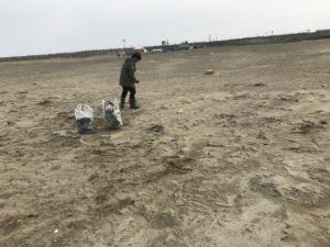 3月定例海岸清掃 @ 内灘海水浴場 | 内灘町 | 石川県 | 日本
