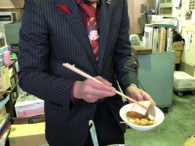 手作りおでんとひゃくまん穀で交流(*^▽^*)