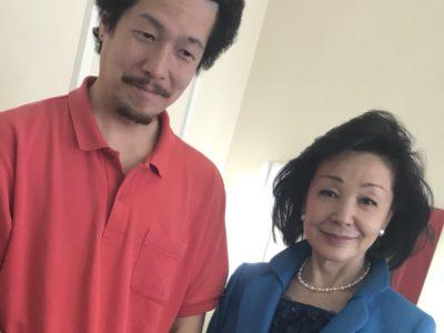 櫻井よしこ先生の講演会にお手伝いさせていただきました(^^)