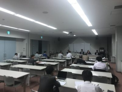 第30回富山県民ボランティア・NPO大会の第2回説明会に参加させて頂きました(^^)v
