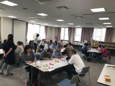 大阪市東成区 第1回ボランティアグループ連絡会に出席しました(^^)