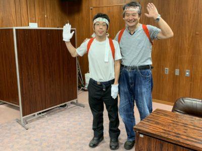 金沢協働と交流のつどい2019の事前説明会に出席しました。