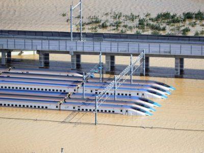速報:超大型台風19号による、北陸新幹線をはじめとする鉄道被害状況